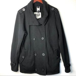 The North Face Funnel Neck Peacoat Explore Fund